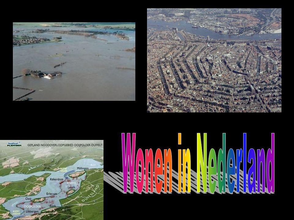 Verstedelijking / verstening Gevolgen van kanalisatie en verstening  -minder sponswerking -snellere afvoer -hogere piekafvoer