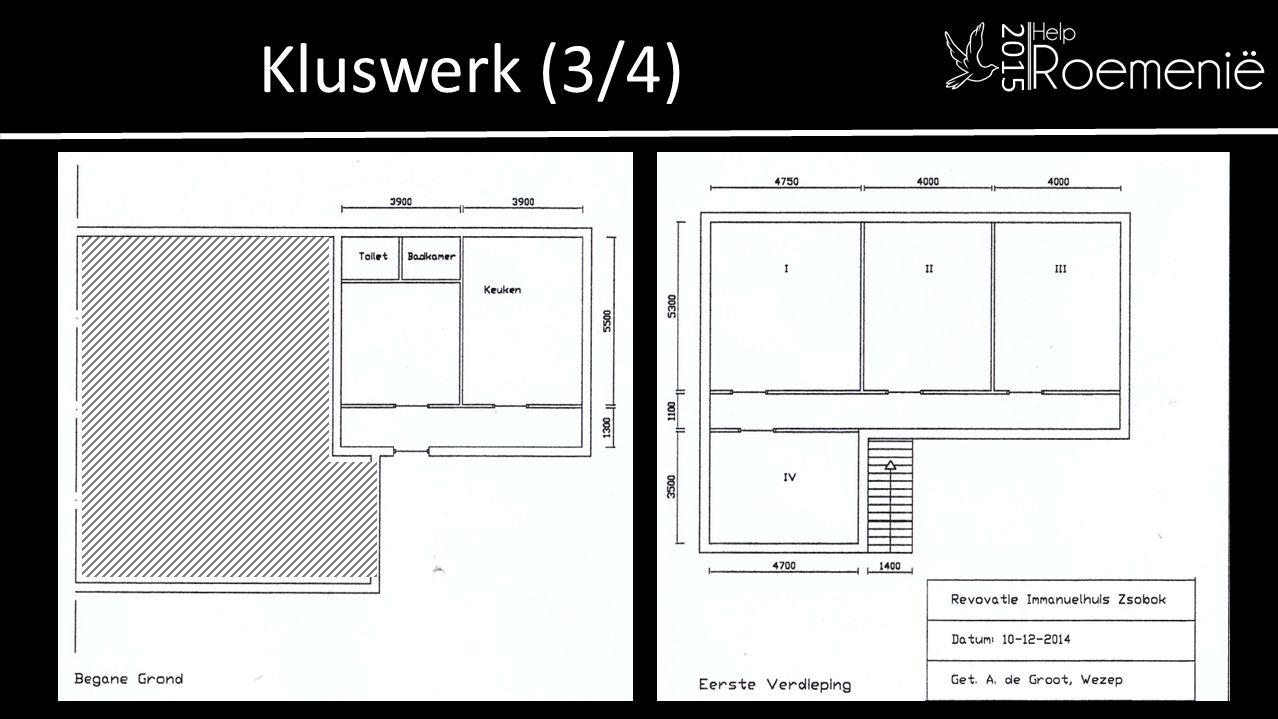 Kluswerk (4/4) Bouwmateriaal (incl.
