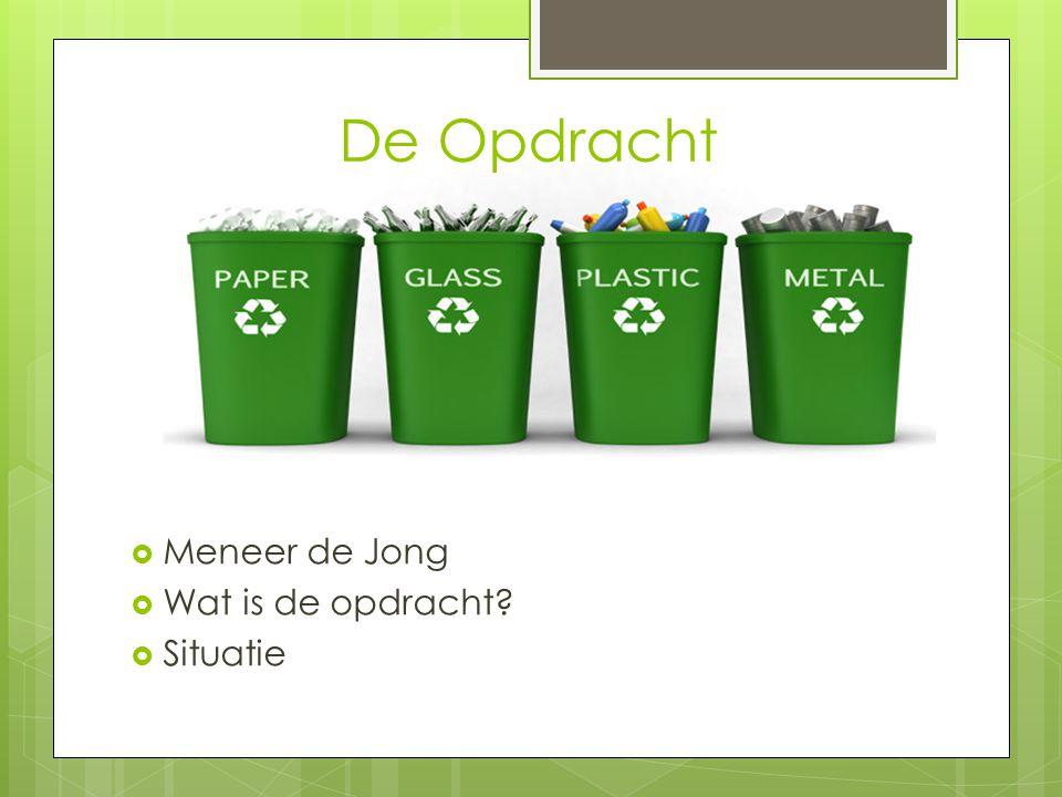De afvalstoffendienst  Bezoek afvalstoffenstoffendienst  Soorten recycle afval  Inzameling vuilnis 's-Hertogenbosch  Manieren afval inzamelen afvalstoffendienst  Afvalscheiding