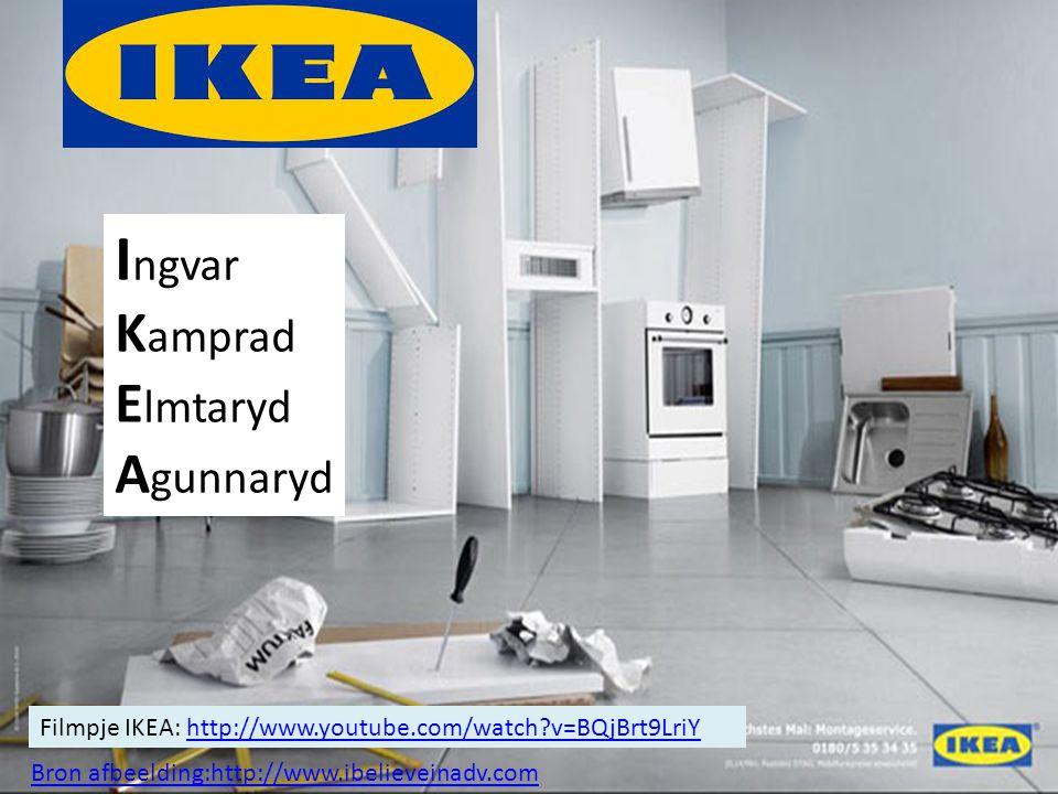 I ngvar K amprad E lmtaryd A gunnaryd Filmpje IKEA: http://www.youtube.com/watch?v=BQjBrt9LriYhttp://www.youtube.com/watch?v=BQjBrt9LriY Bron afbeelding:http://www.ibelieveinadv.com