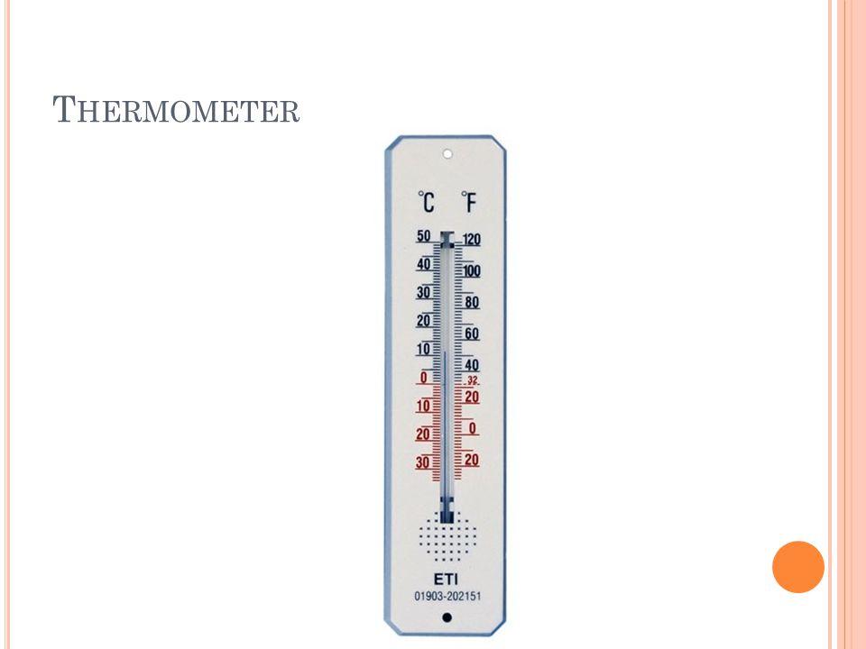 T HERMOMETER