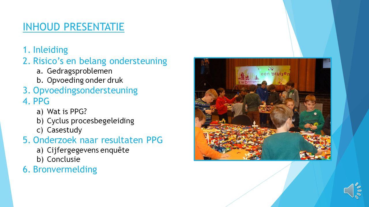 Ervaringen met Praktisch Pedagogische Gezinsbegeleiding Bij kinderen met auditieve en/of communicatieve beperkingen Door Marianne Drenthen & Marij Pee