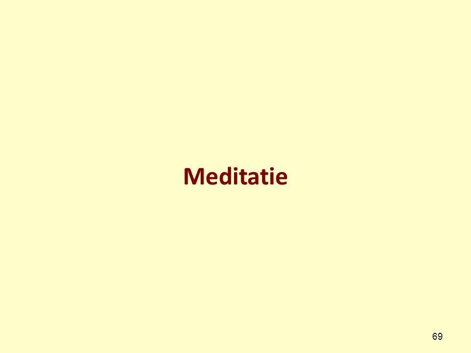 Meditatie 69