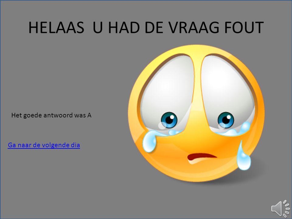 Op welke dag was de oorlog afgelopen in Nederland? A 5 mei 1945 A 5 mei 1945 B 10 mei 1945 B 10 mei 1945 C 4 mei 1944 C 4 mei 1944 D 5 mei 1046 D 5 me