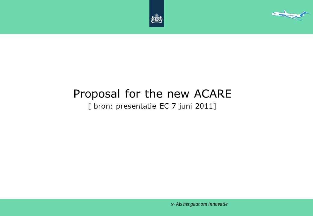 ACARE Current  Implementation Group (IG) (follow-up of the implementation of the SRA)  Communication Group (CG)  Member States Group (MSG)  Infrastructures Group (currently dormant)  Human Resources Group (HRG)  Strategy Review Group (SRG)  Environmental Group  International Cooperation  Intermodality  Long Term ATM Permanent Groups Temporary Groups Integration Team (IT) (incl.