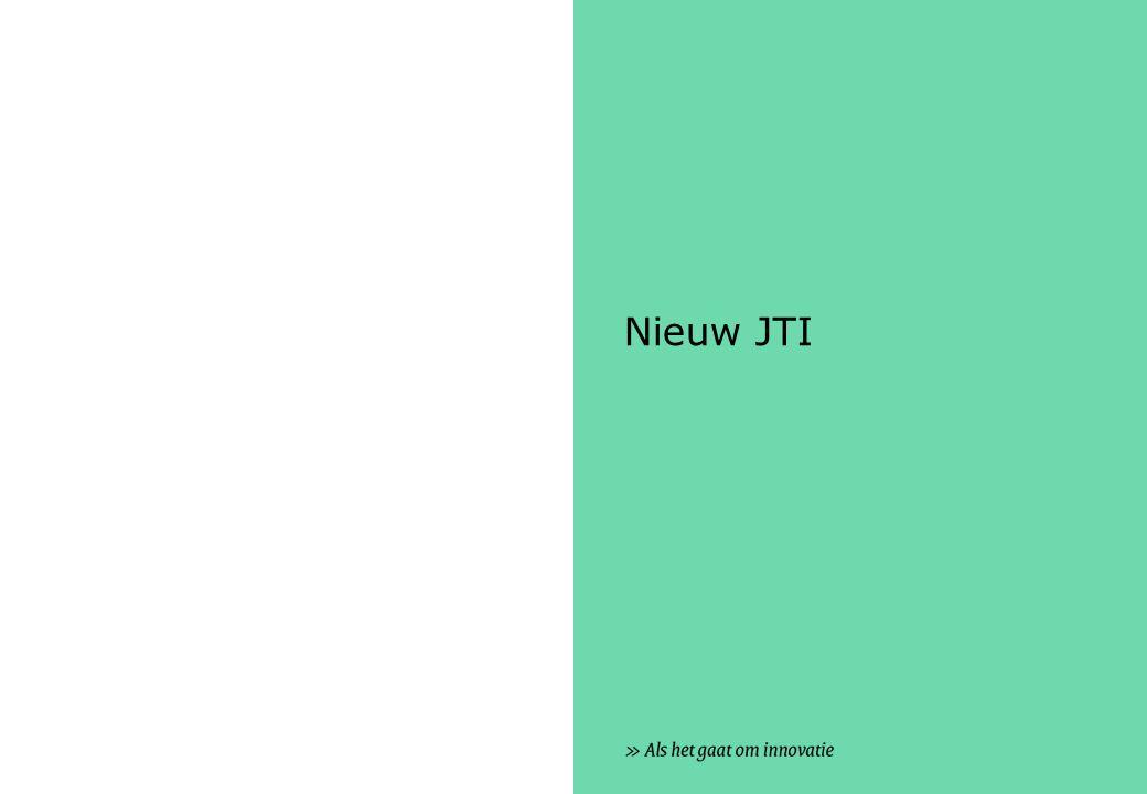 Nieuw JTI