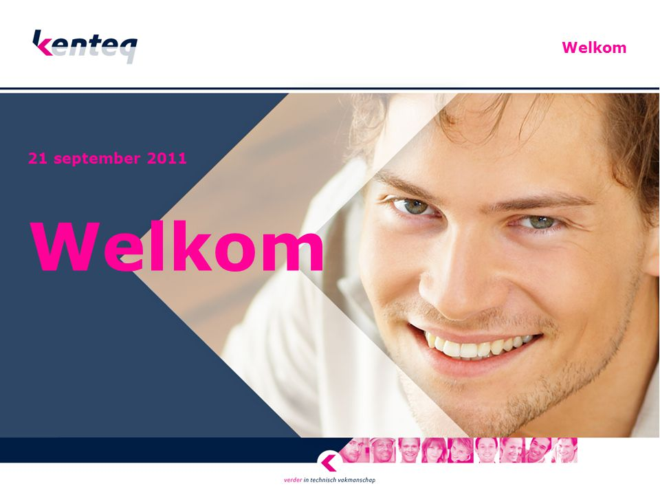 21 september 2011 Welkom