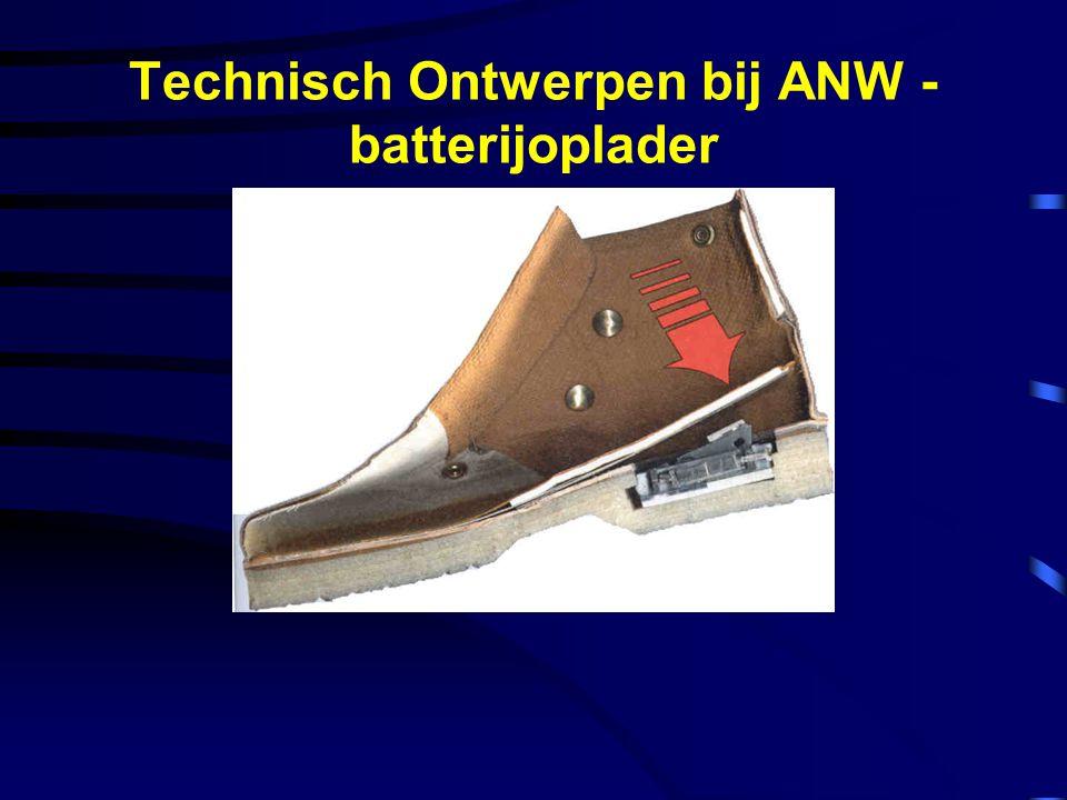 Technisch Ontwerpen bij ANW - batterijoplader
