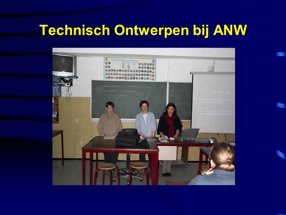 Technisch Ontwerpen bij ANW