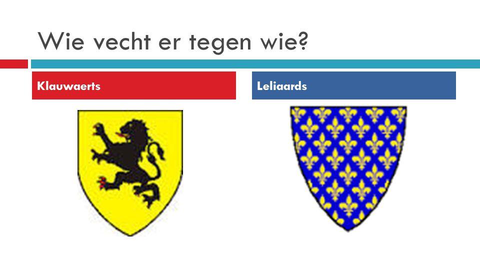 Andere belangrijke figuren  Pieter De Coninck  Wever  Jan Breydel  Beenhouwer  Dus: ambachtslui