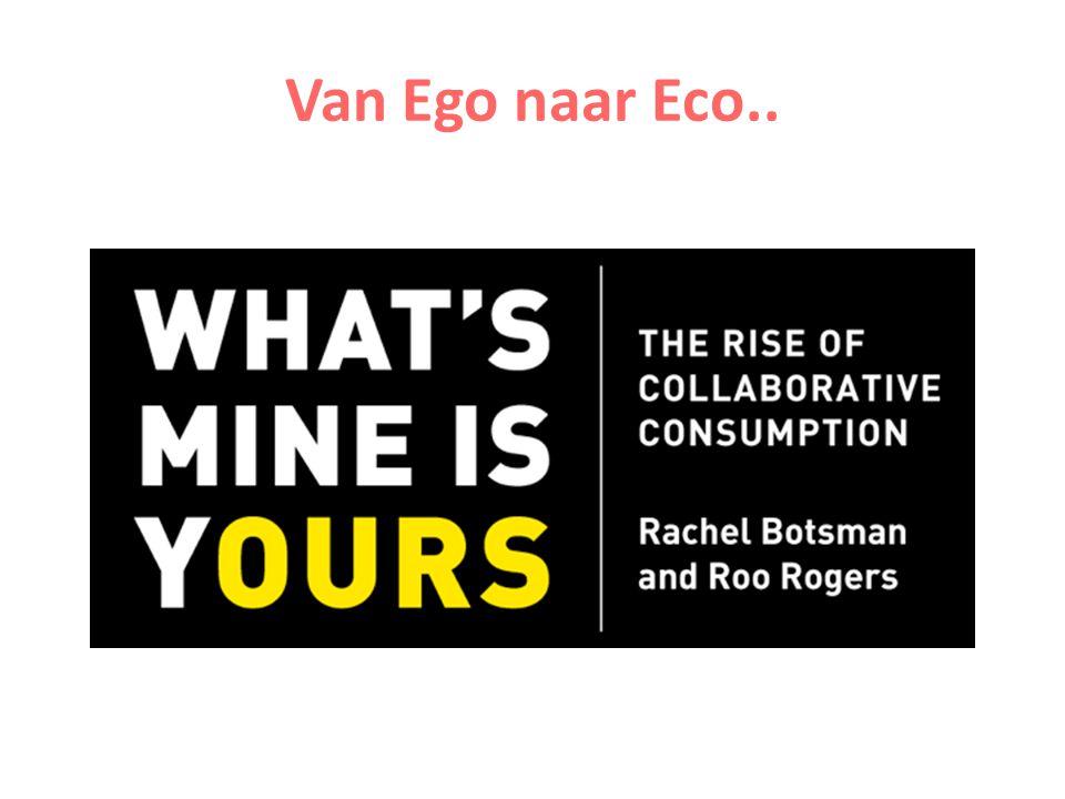 Van Ego naar Eco..