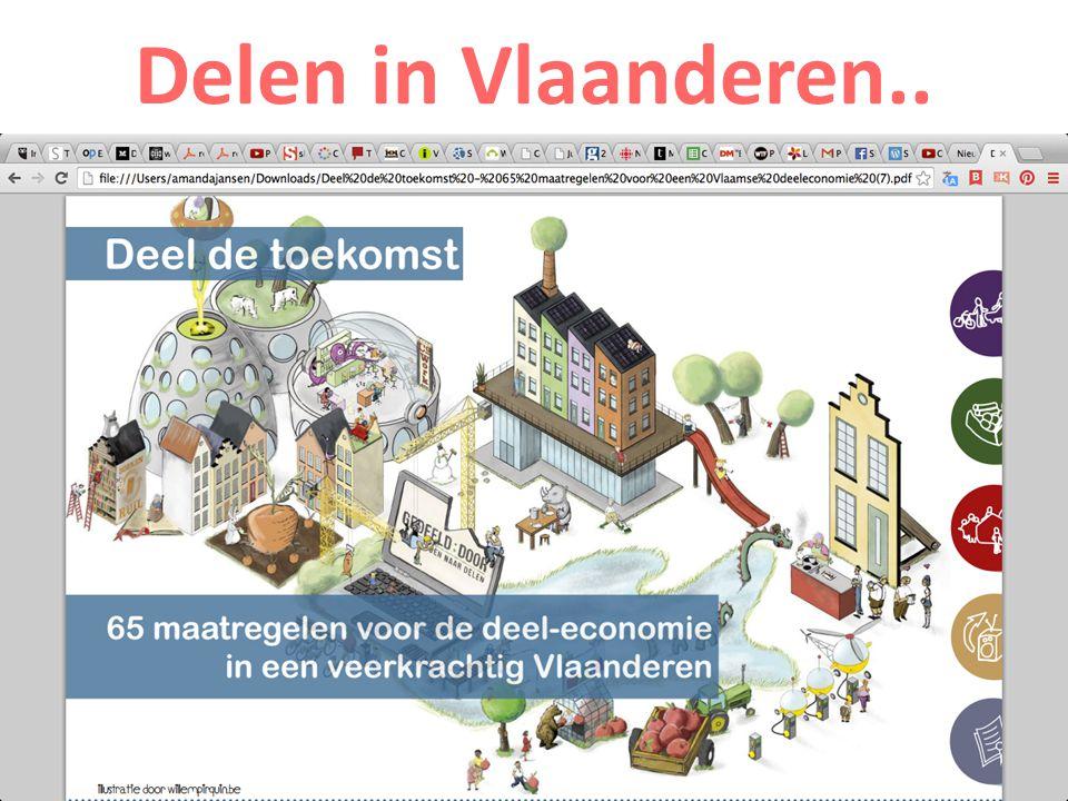 Delen in Vlaanderen..
