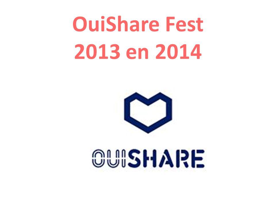OuiShare Fest 2013 en 2014