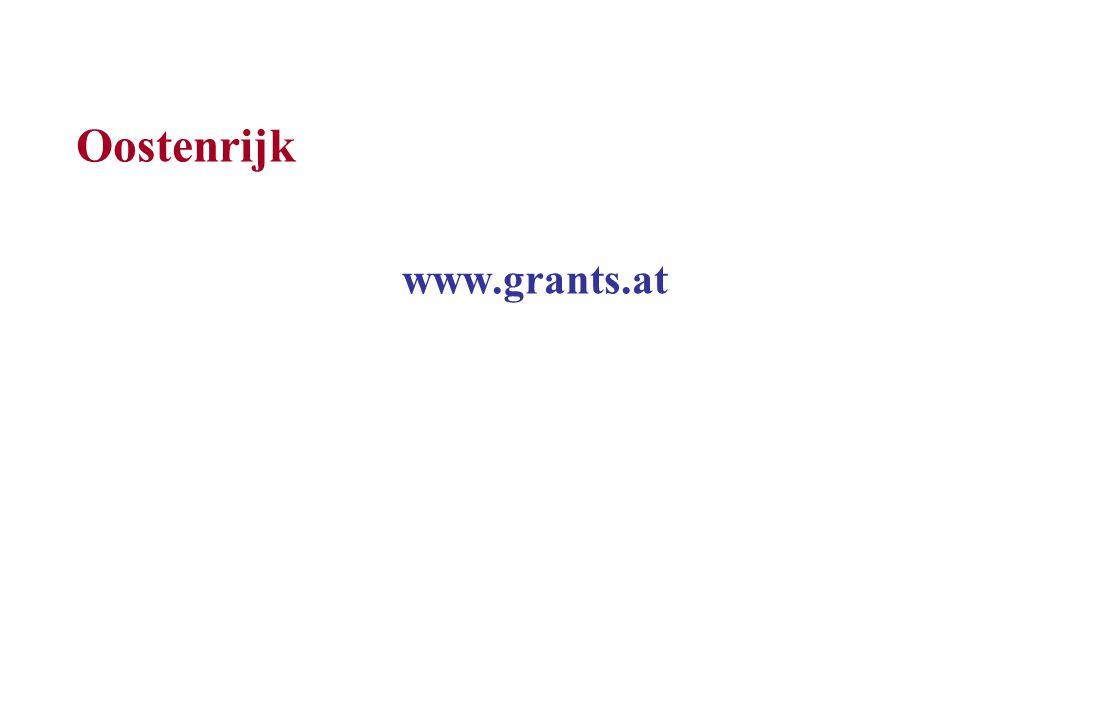 Oostenrijk www.grants.at