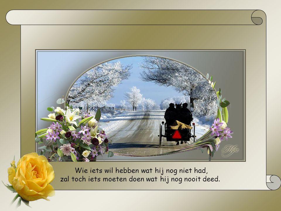 Liefde houdt niet in dat je elkaar aankijkt maar dat je samen in dezelfde richting kijkt.
