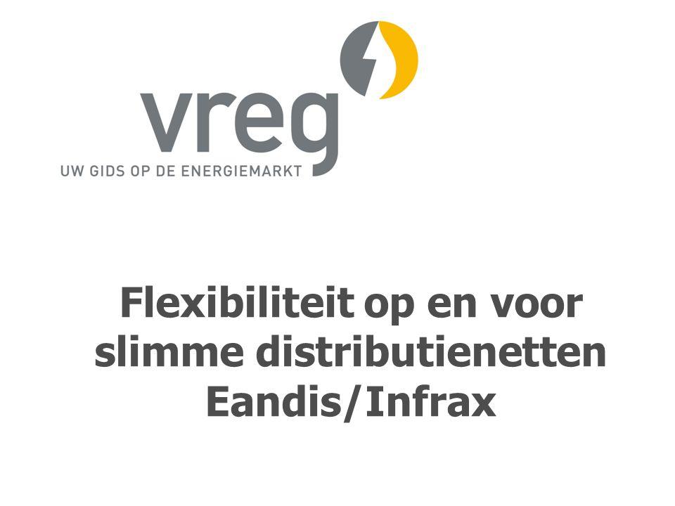 Flexibiliteit op en voor slimme distributienetten Eandis/Infrax