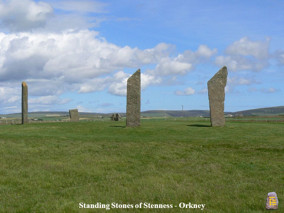 Standing Stones of Stenness - Orkney