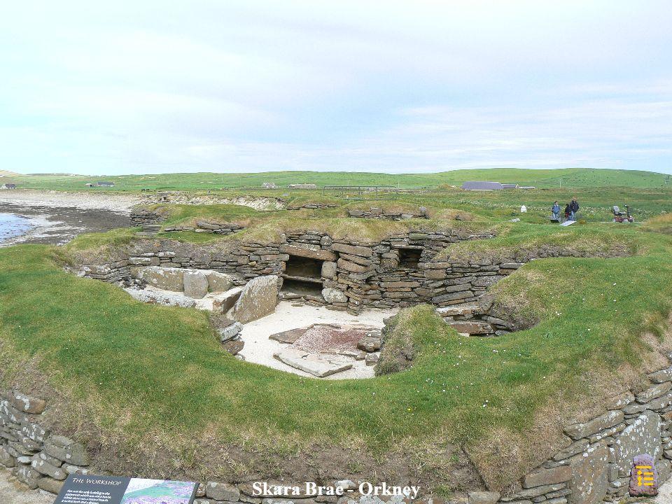 Skara Brae - Orkney