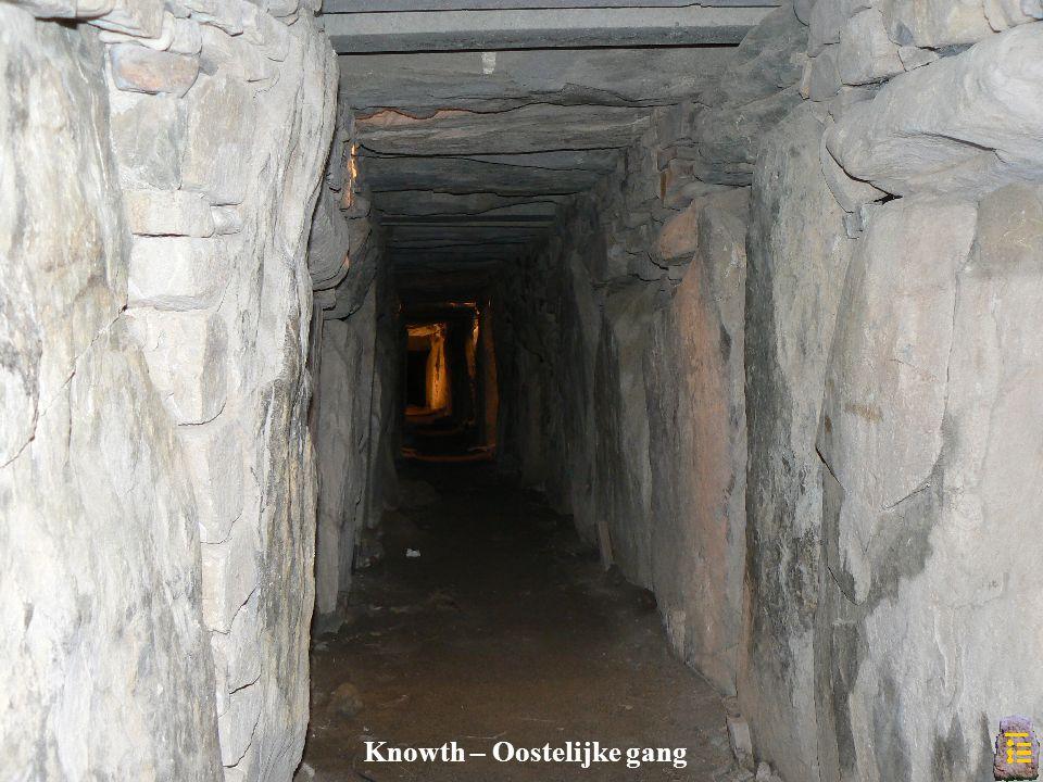 Knowth – Oostelijke gang