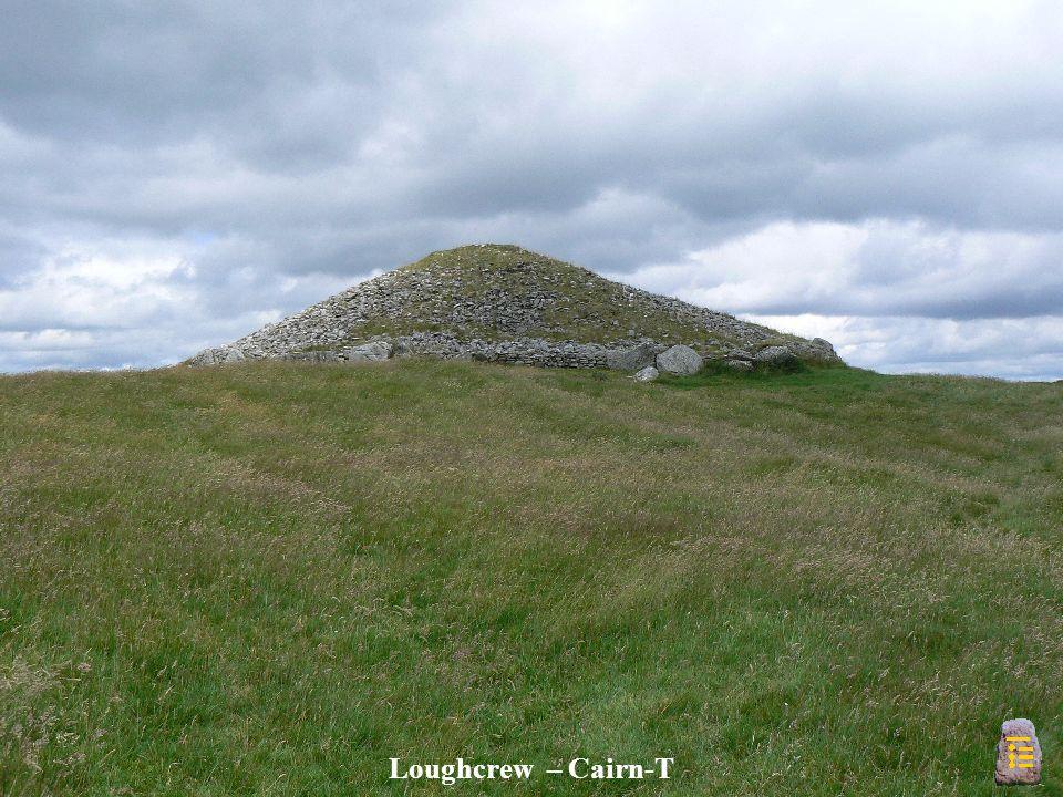 Loughcrew – Cairn-T
