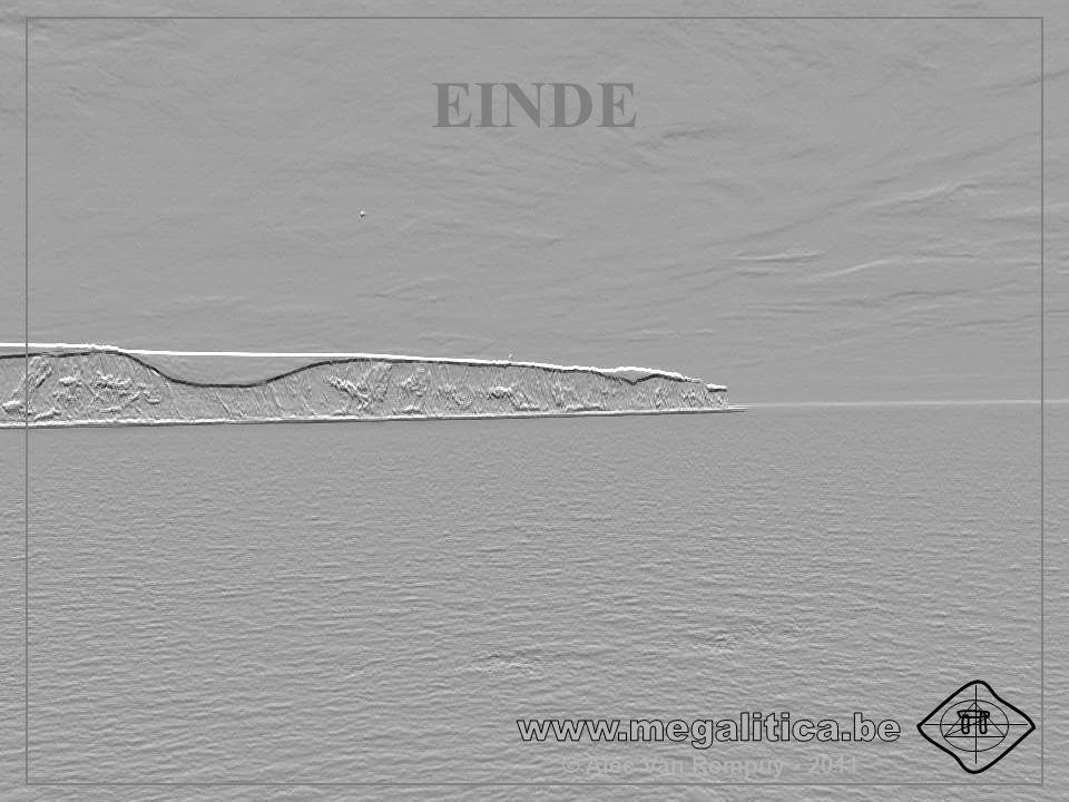 EINDE © Alec Van Rompuy - 2011