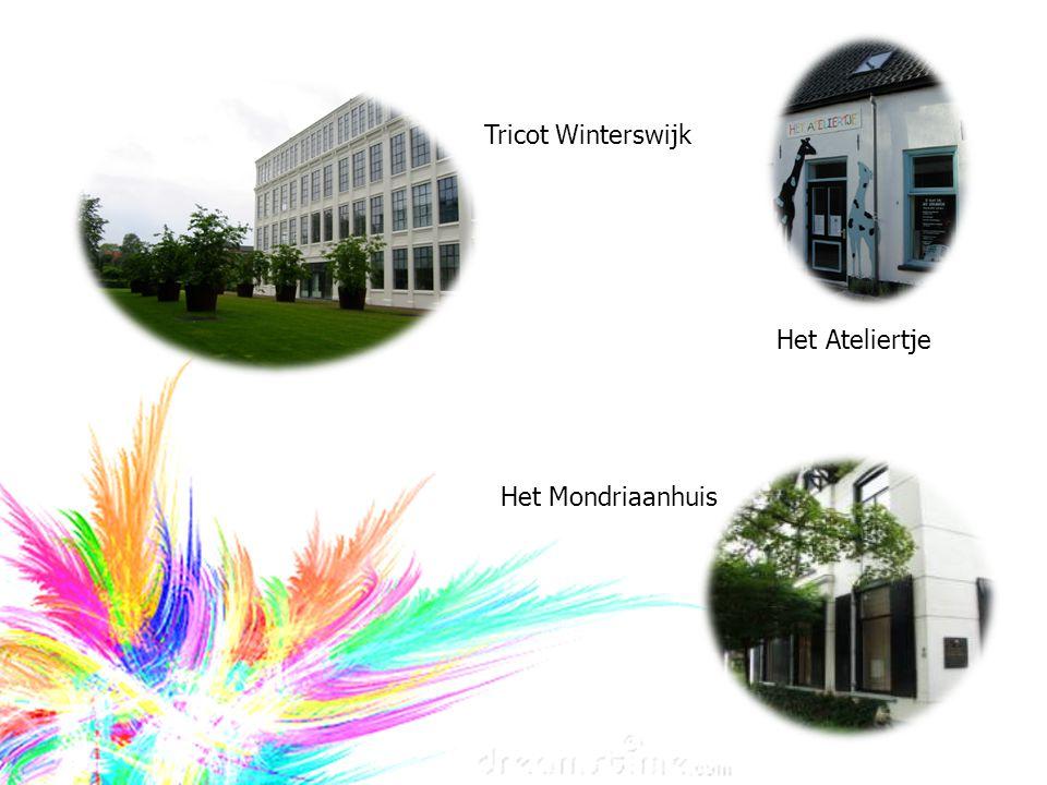 Het Mondriaanhuis Tricot Winterswijk Het Ateliertje