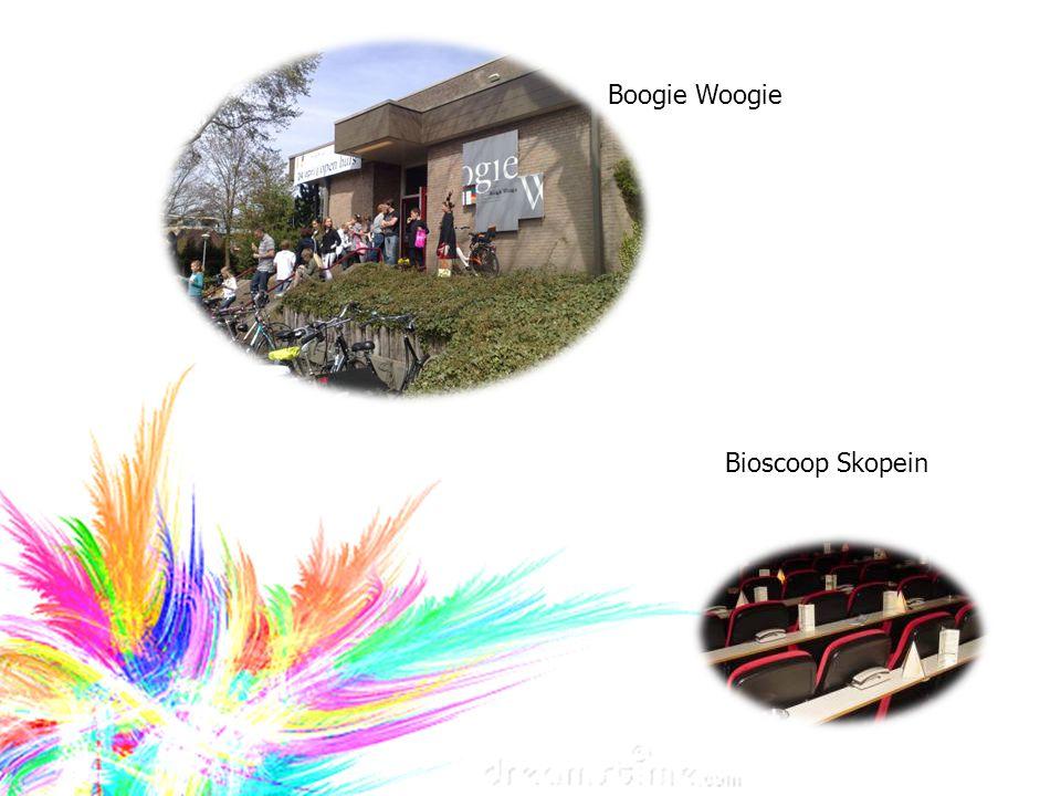 Boogie Woogie Bioscoop Skopein