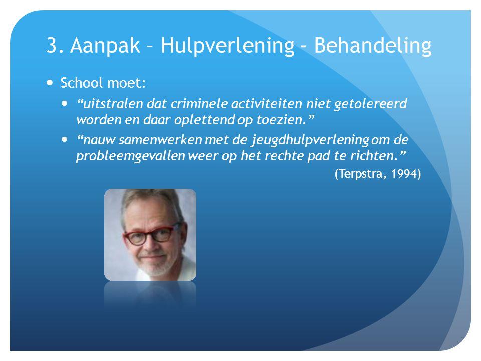 4. preventie d.m.v. Vrijetijdsvoorzieningen Schoolprojecten