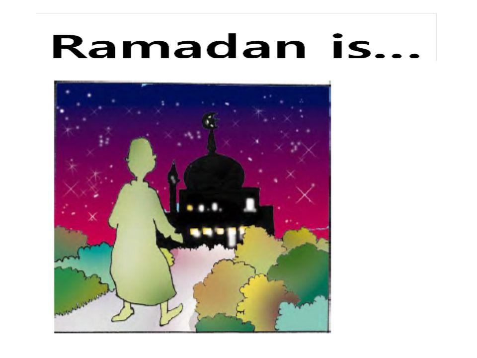 Eindigt met het vieren van Eid-ul-Fitr!