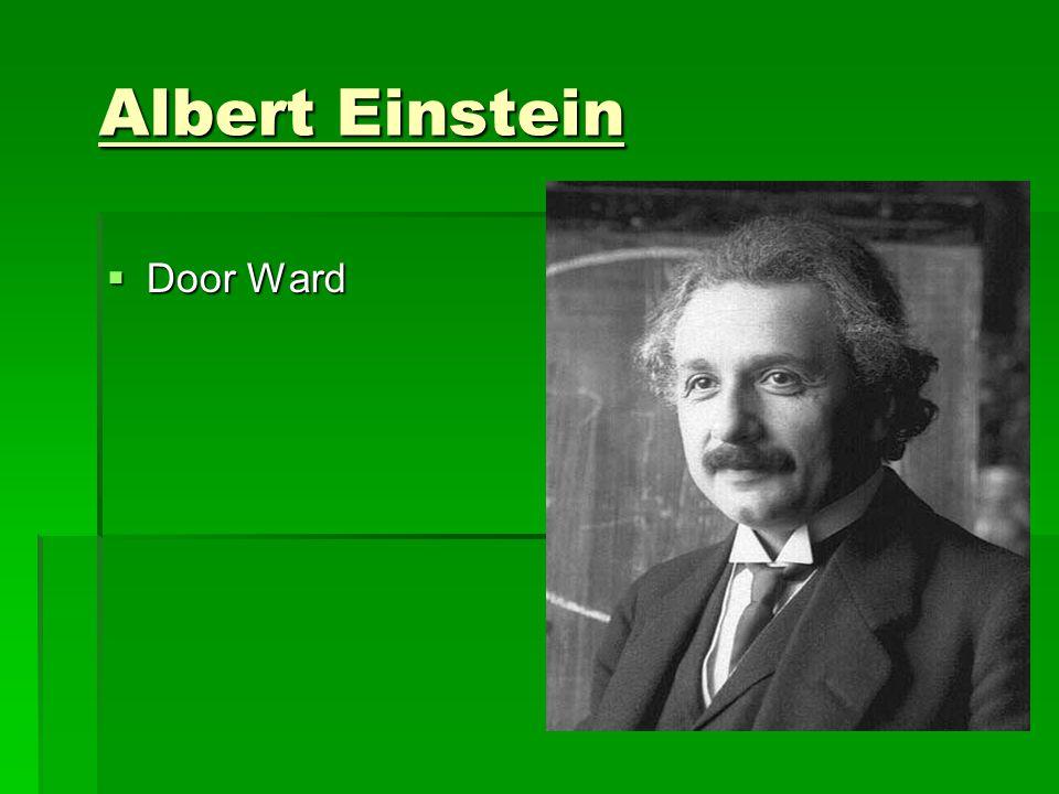 Inhoud  Wie is Albert Einstein. Waar leefde Albert Einstein.