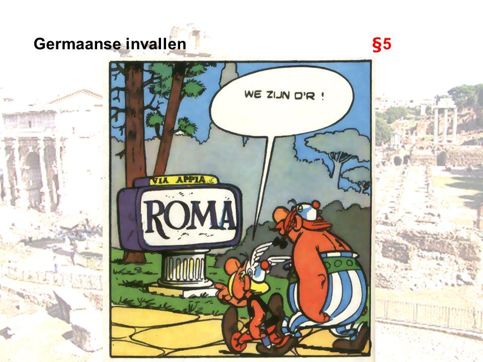 Germaanse invallen§5