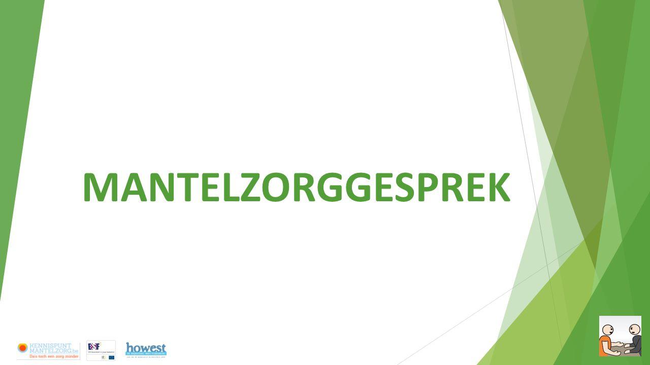 MANTELZORGGESPREK