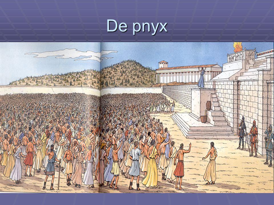 De pnyx