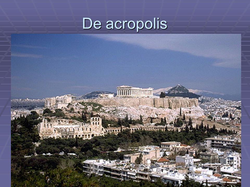 De acropolis