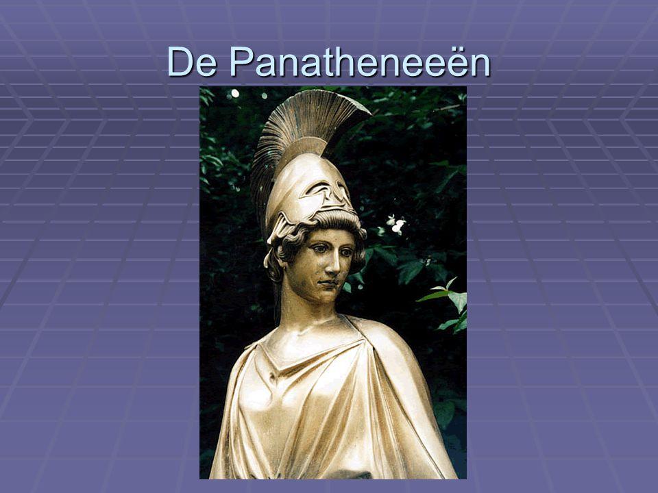 De Panatheneeën