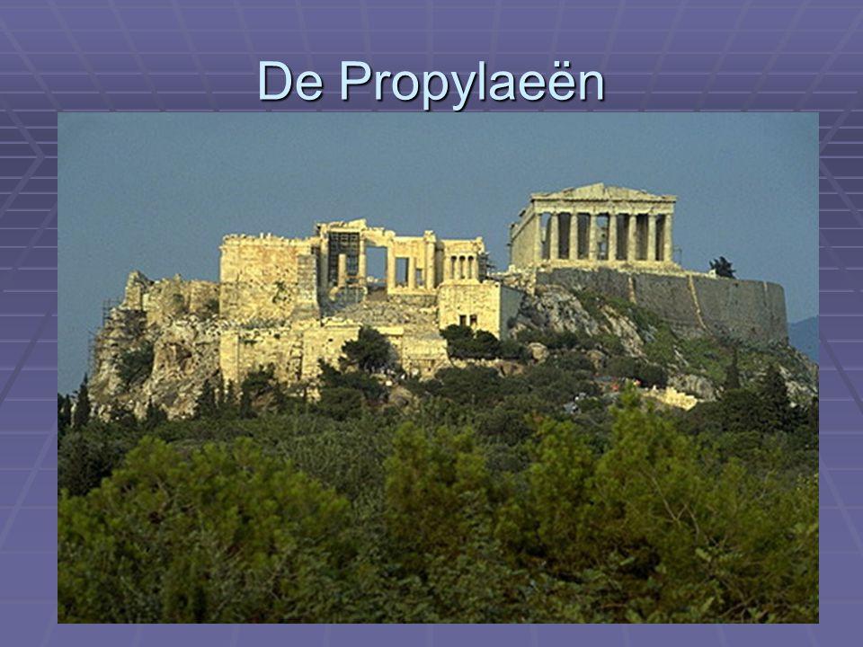 De Propylaeën