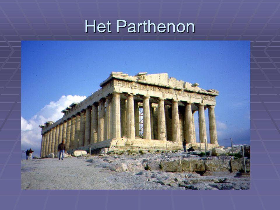 Het Parthenon
