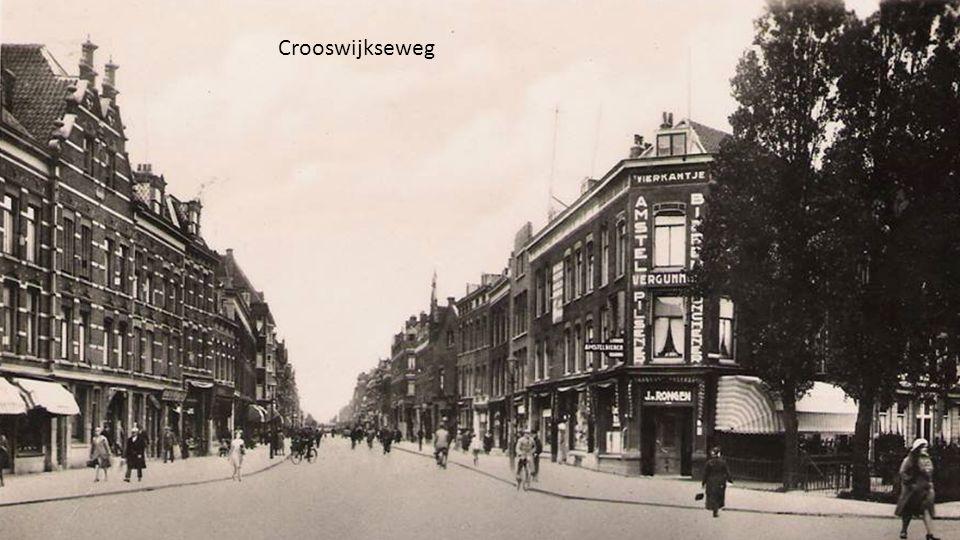 Boezemstraat rond 1930