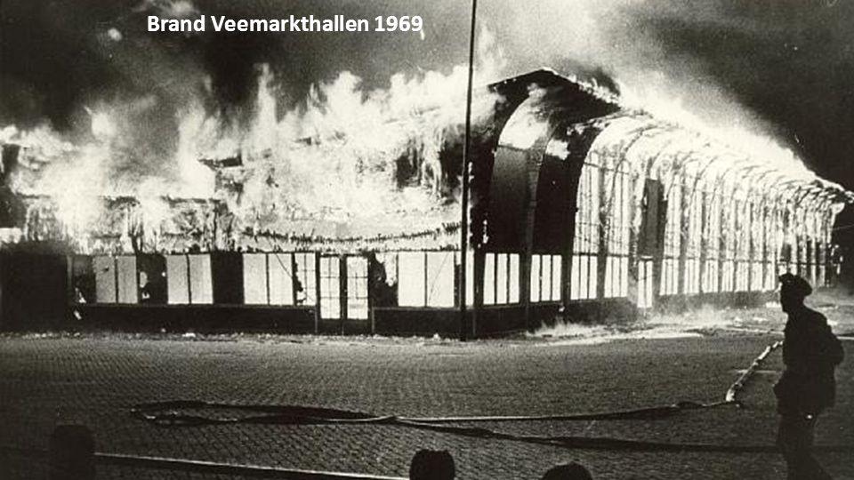 De Goudsesingel kruising Goudseweg van voor de oorlog, rond 1937