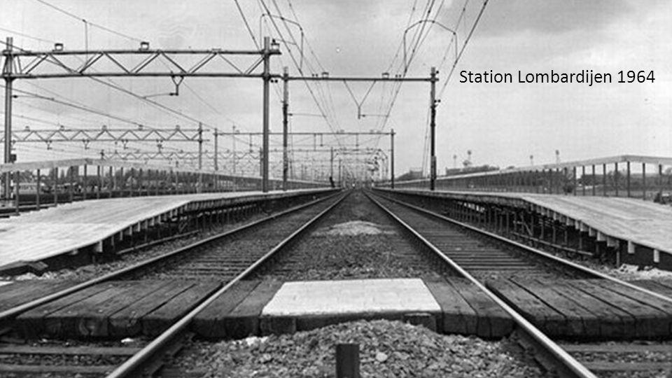 Station Lombardijen 1962