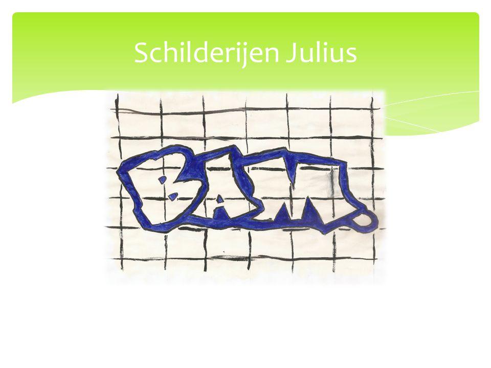 Schilderijen Julius