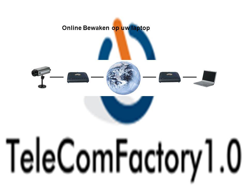 Perfecte oplossing Online Bewaken is de perfecte oplossing om online en live uw camerabeelden te bekijken landelijke dekking inclusief professionele beveiligingscamera s compleet onlinetoegang via computer, smartphone of tablet pc lage kosten