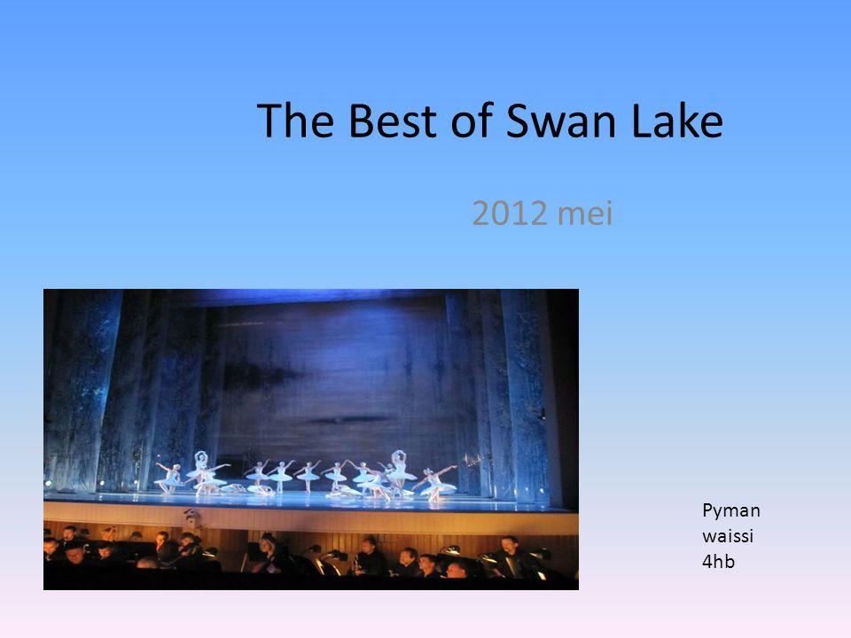 Achtergrond informatie een ballet van de choreografen Marius Petipa en Lev Ivanov op de muziek van Pjotr Iljitsj Tsjaikovski.