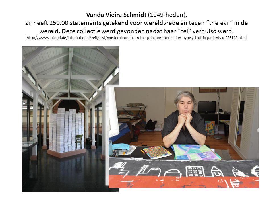 Vanda Vieira Schmidt (1949-heden).