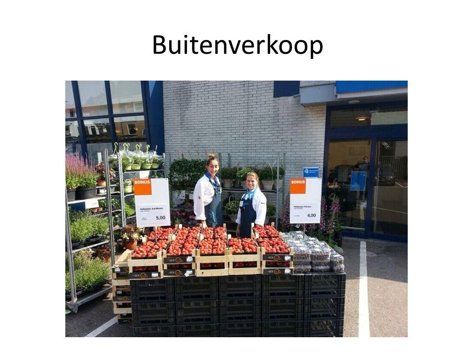 Buitenverkoop