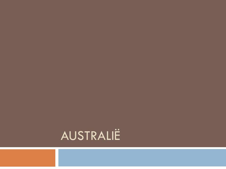 Schets  Hoofdstad: Canberra  Talen  Engels  Voornaamste godsdiensten  Anglicaans  Rooms-Katholiek  Prebyteriaans  Methodisme  7.686.850 km 2 oppervlakte  Ongeveer 20 miljoen inwoners  Welvarend land
