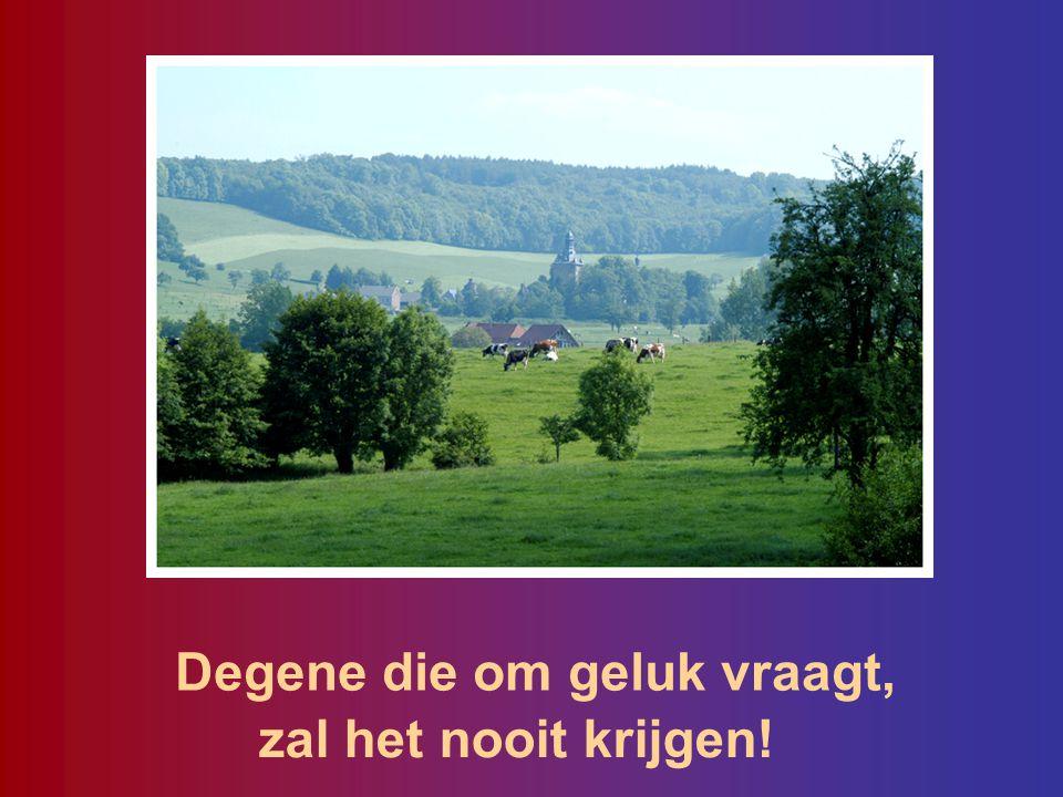 Houden van een land is houden van de mensen die er wonen!