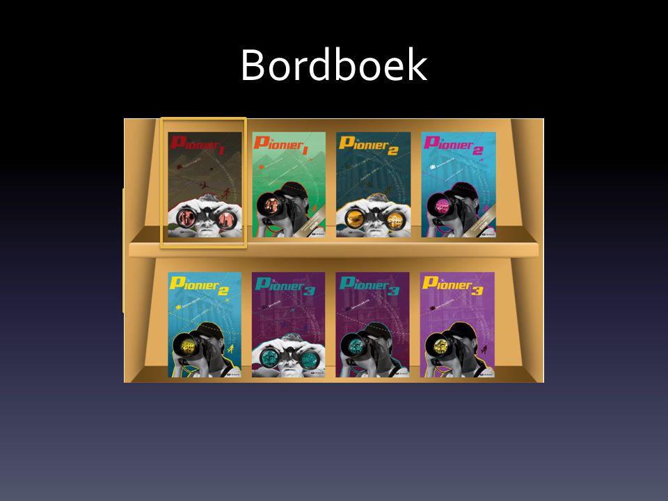 Bordboek