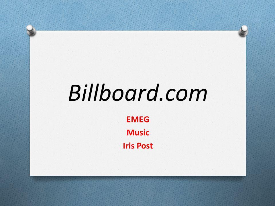 muziekplatform entertainment eigen magazine + website muziektrends, -nieuws, -informatie, interviews, video's 10 miljoen bezoekers per maand meer dan 100 verschillende landen