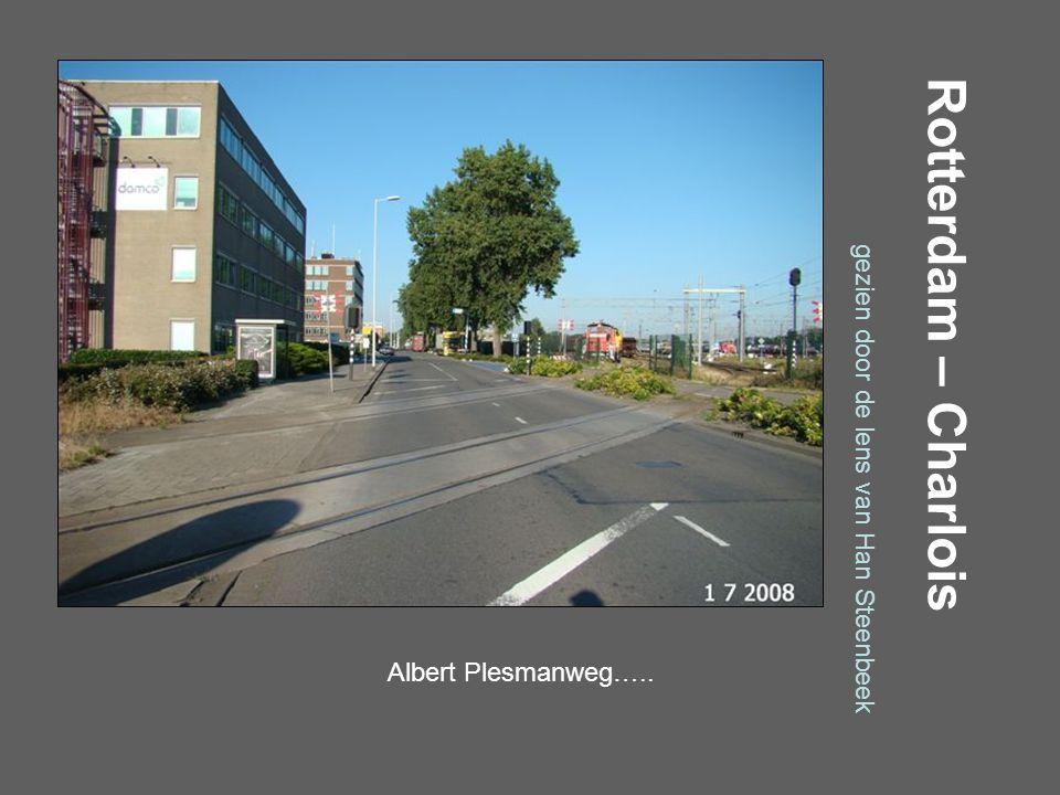 Rotterdam – IJsselmonde gezien door de lens van Han Steenbeek Velgersdijk…..